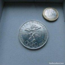 Monedas antiguas de América: PRECIOSA MONEDA DE PLATA DE 25 PESOS MEJICANOS AÑO 1968 OLIMPIADAS. Lote 81233352