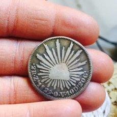 Monedas antiguas de América: MÉXICO 2 REALES 1829. Lote 83482372
