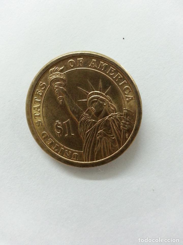 Monedas antiguas de América: Moneda 1 Dolar - John Adams - 2007 Serie P Excelente estado - Foto 2 - 85534036