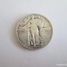 Monedas antiguas de América: ESTADOS UNIDOS * 1/4 DOLAR 1930-S * PLATA. Lote 117638866