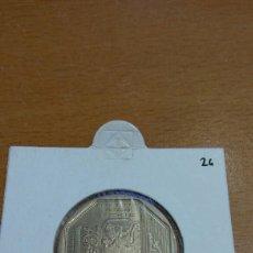 Monedas antiguas de América: MONEDA DEL PERÚ UN SOL 2013. Lote 87065502
