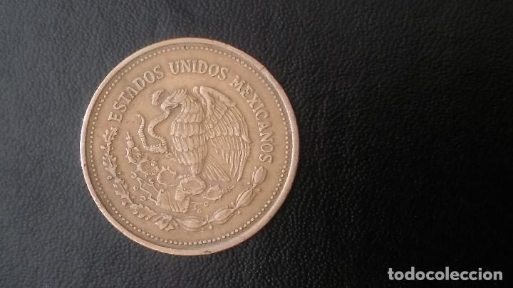 Monedas antiguas de América: 1000 pesos Mejico 1989 Juana de Asbaje - Foto 2 - 89487516