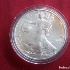 Monedas antiguas de América: 1 $ ONE DOLLAR USA NORD AMERICA 2016 OZ 999 PLATA. Lote 92166925