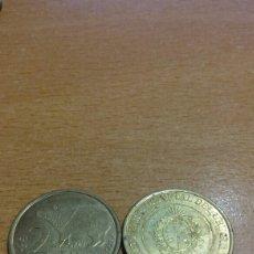 Monedas antiguas de América: MONEDA URUGUAY 2 C. 2016. Lote 93393210