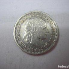 Monedas antiguas de América: HAITI, 10 CENTIMOS DE PLATA DE 1894, CECA DE PARIS.. Lote 93652880