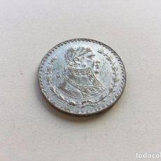 Monedas antiguas de América: MONEDA MÉXICO 1 PESO DE PLATA 1966. Lote 93736055