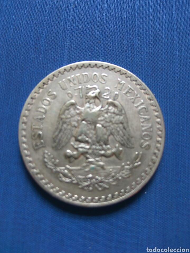Monedas antiguas de América: UN PESO PLATA 1926 MEXICO - Foto 2 - 94580567