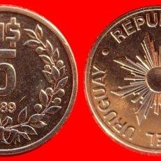 Monedas antiguas de América: 5 PESOS 1989 SIN CIRCULAR URUGUAY 0111SC COMPRAS SUPERIORES 40 EUROS ENVIO GRATIS. Lote 97735711