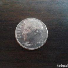Monedas antiguas de América: ONE DIME -- USA 1994 -- ESTADOS UNIDOS -- ROOSEVELT --. Lote 96540671