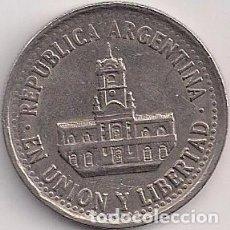 Monedas antiguas de América: ARGENTINA - 25 CENTAVOS 1994. Lote 97846715