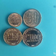 Monedas antiguas de América: 4 MONEDAS DE VENEZUELA EN MUY BUEN ESTADO. Lote 98851539