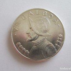 Monedas antiguas de América: PANAMA * 1 BALBOA 1947 * PLATA. Lote 99873767