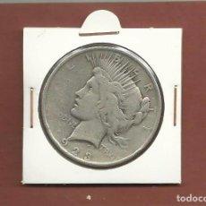 Monedas antiguas de América: PLATA-USA LIBERTY DOLLAR 1923. 26,73 GRAMOS 0,900.. Lote 101289835