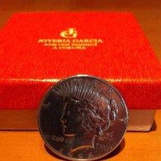 Monedas antiguas de América: MONEDA DE PLATA 1 DOLAR LIBERTY. Lote 102052992