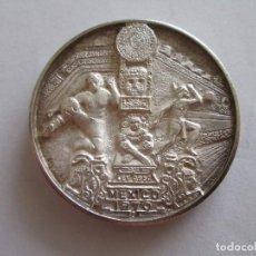 Monedas antiguas de América: MEDALLA * CAMPEONATO MUNDIAL DE FUTBOL 1970 MEXICO * PLATA. Lote 101628071