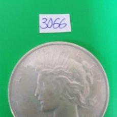 Monedas antiguas de América: ESTADOS UNIDOS, UN DOLAR DE PLATA DE 1922. Lote 102004303