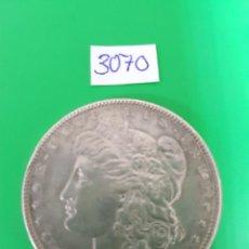 Monedas antiguas de América: ESTADOS UNIDOS, UN DOLAR DE 1900. Lote 103494832