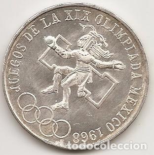 Mejico 1968 Xix Juegos Olimpicos Mbc O Sc 4 Comprar Monedas