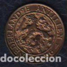 Monedas antiguas de América: ANTILLAS HOLANDESAS NEDERLANDSE ANTILLEN - 2 1/2 CENT 1956 EBC MUY RARA . Lote 103725995