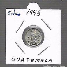 Monedas antiguas de América: MONEDAS DE AMERICA GUATEMALA. Lote 104139959