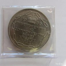 Monedas antiguas de América: JAMAICA. 5 SHILLINGS 1966. KM 40. S/C. Lote 104332423