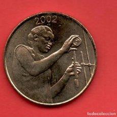 Monedas antiguas de América: WEST AFRICAN STAES - 25 FRANCS 2002 SC KM9. Lote 199457852