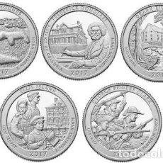 Monedas antiguas de América: USA 2017 1/4 DOLAR D. Lote 180275036