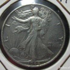 Monedas antiguas de América: HALF DOLLAR 1944 PLATA. Lote 107710535