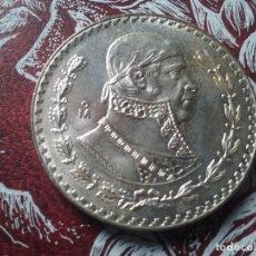 Monedas antiguas de América: MEXICO - UN PESO - 1957 - SC-. Lote 107863647