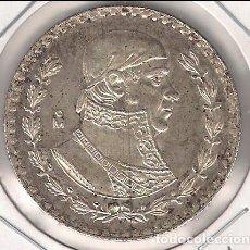Monedas antiguas de América: MONEDA DE PESO DE MÉJICO DE 1960. PLATA. EBC- (ME1398). Lote 108258843
