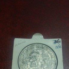 Monedas antiguas de América: MONEDA MÉXICO PLATA 25 PESOS 1968. Lote 108505283
