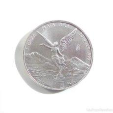 Monedas antiguas de América: MEJICO MEXICO 2016. ONZA DE PLATA LIBERTAD - PLATA FINA. 999 - IDEAL INVERSIÓN. Lote 109305751