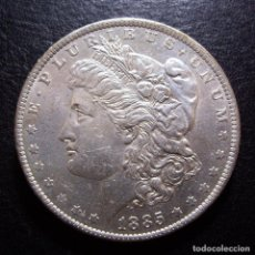 Monedas antiguas de América: DOLAR USA (ESTADOS UNIDOS) DE PLATA 1885 O (NUEVA ORLEANS). Lote 109567151