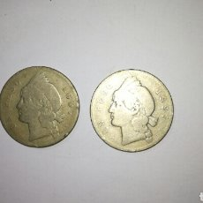 Monedas antiguas de América: MONEDAS. Lote 111321775