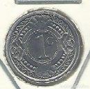 Monedas antiguas de América: ANTILLAS HOLANDESA - NEDERLANDES ANTILLEN - 1 CENTIMO 2005 - S / C - ENCARTONADA. Lote 124228492