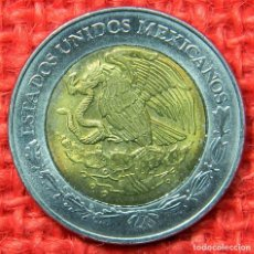 Monedas antiguas de América: MEXICO - ESTADOS UNIDOS MEXICANOS - 2 PESOS MEXICANOS - 2007 - . Lote 112736559
