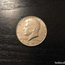 Monedas antiguas de América: MONEDA 1/2 HALF DOLLAR USA 1974. Lote 112927407
