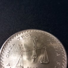 Monedas antiguas de América: ONZA TROY (MÉXICO). Lote 113281550