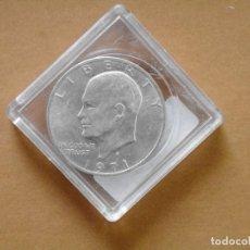 Monedas antiguas de América: ESTADOS UNIDOS USA MONEDA DE 1 DOLAR 1971S PLATA. Lote 114065059