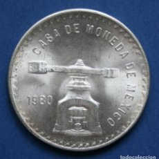 Monedas antiguas de América: MEXICO 1 ONZA TROY DE PLATA 1980. Lote 114699847