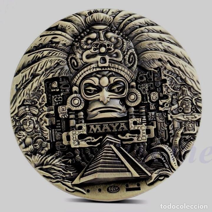 Calendario Azteca.Moneda O Medalla Calendario Azteca Sold Through Direct