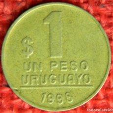 Monedas antiguas de América - Uruguay - 1998 - 1 Peso Uruguayo - 116193411