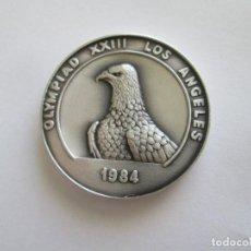 Monedas antiguas de América: ESTADOS UNIDOS * MEDALLA OLIMPIADA DE LOS ANGELES 1984 * PLATA 999. Lote 116607947