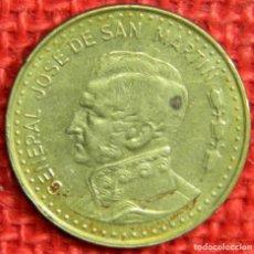 Monedas antiguas de América: ARGENTINA - 100 PESOS - 1981. Lote 118063443