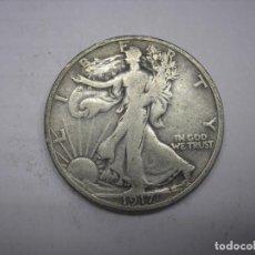 Monedas antiguas de América: USA. 1/2 DOLAR DE PLATA DE 1917 WALKING LIBERTY.. Lote 119078247
