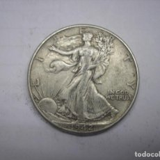 Monedas antiguas de América: USA. 1/2 DOLAR DE PLATA DE 1942 WALKING LIBERTY.. Lote 119078375