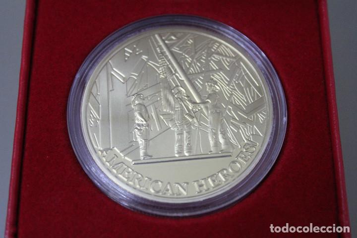 Monedas antiguas de América: 9.11 Monedas Conmemorativas EE. UU. Libertad- EN ESTUCHE DE LUJO - Foto 6 - 119244347