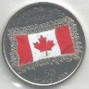 Monedas antiguas de América: CANADÁ - 2 X 25 CENTS 2015 - SIN CIRCULAR - EN LAS BOLSITAS ORIGINALES DE CANADIAN MINT. Lote 138239250