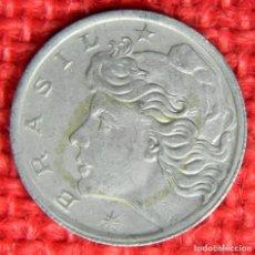 Monedas antiguas de América: BRASIL - 10 CENTAVOS - 1967. Lote 121050875