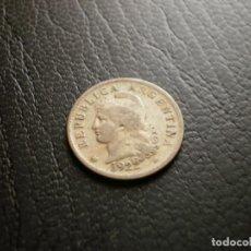 Monedas antiguas de América: ARGENTINA 5 CENTAVOS 1922. Lote 121926639